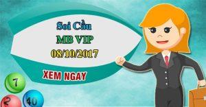 Soi cầu mb vip 08/10/2017